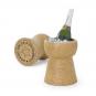 Champagnerkühler aus Kork. Bild 1