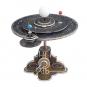 Kartonbausatz Kopernikus-Planetarium. Bild 1