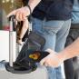 Elektronisches Reiseetui mit Diebstahlschutz. Bild 1