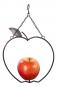 Futterstation »Apfel« für Gartenvögel. Bild 1
