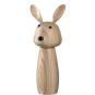 Gewürzmühle »Hase« aus Holz. Bild 1