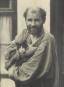 Gustav Klimts »Malerkittel«. Bild 1