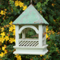 Hängendes Vogelhäuschen »Gartenlaube«. Bild 1