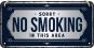 Hängeschild »No Smoking«. Bild 1