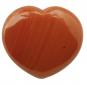 Handschmeichler »Herz - Roter Jaspis«. Bild 1
