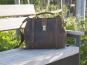 Handtasche mit Bügel »Vintage«. Bild 1