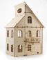 Holzbausatz »Puppenhaus«. Bild 1