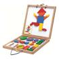 Holzmagnete »Geometrie«. Bild 1
