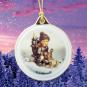 Hummel-Weihnachtsornament »Fahrt in die Weihnacht«. Bild 1