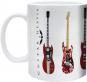 Kaffeebecher »Guitar Heaven«. Bild 1