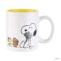 Kaffeetasse »Snoopy Blumen«. Bild 1