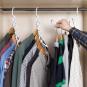 Kleiderbügel-Aufräumer. Bild 1
