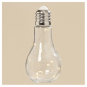 LED-Glühbirne klar - Hängelampe Bild 1