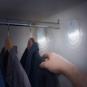 LED-Licht mit Bewegungsmelder, 2er-Set. Bild 1