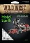 Lokomotive »Wild West 4-4-0«. Bild 1