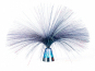Glasfaserlampe »Blue Ice«. Bild 1