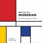 Make Your Own Mondrian. An Immersive Modern Art Puzzle. Bild 1