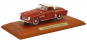 Modell Wartburg 313/3 Sport, rot - Modell 1:43 Bild 1