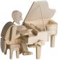 Modellsatz »Pianist«. Bild 1