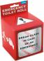 Notfall-Rolle Toilettenpapier Bild 1