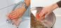 Putzlinge und Tücher aus Kupfer, Set. Bild 1