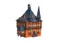 Rathaus Wernigerode aus Porzellan. Bild 1