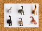 Reißzwecken »Katzenhintern«. Bild 1