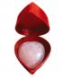 Rosenquarz-Herz Bild 1