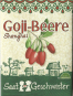 Saatgut-Set Goji-Beere und Physalis. Bild 1