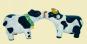 Salz- und Pfefferstreuer »Kuh und Bulle«. Bild 1