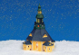 Seiffener Kirche aus Porzellan. Bild 1