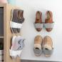 Selbstklebende Schuhhalter. Bild 1