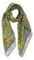 Tuch »Klimts Streublumen«. Bild 1