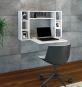 Wandschrank-Schreibtisch. Bild 1