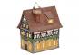 Windlicht Storchenhaus Porzellan. Bild 1