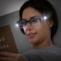 2 LED-Leselichter für die Brille, 360 Grad. Bild 2