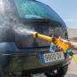 8-in-1-Wasserdruckpistole mit Tank. Bild 2