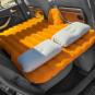 Aufblasbare Luftmatratze fürs Auto. Bild 2