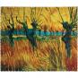Brillenetui Vincent van Gogh »Weiden«. Bild 2