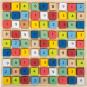 Buntes Sudoku aus Holz. Bild 2