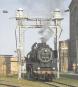 Die Dampflok im Bahnbetriebswerk Bild 2