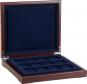 Edle Holzkassette für Münzen. Bild 2