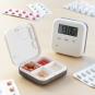 Intelligente elektronische Pillendose. Bild 2