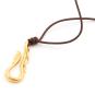 Goldkette Schlangenmotiv. Bild 2