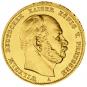 Goldmünze 10 Mark Wilhelm I. Bild 2