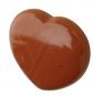 Handschmeichler »Herz - Roter Jaspis«. Bild 2