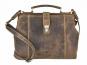 Handtasche mit Bügel »Vintage«. Bild 2