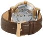 Herren-Armbanduhr Roségold. Bild 2