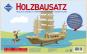 Holzbausatz »Schiff«. Bild 2