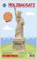 Holzbausatz »Freiheitsstatue«. Bild 2